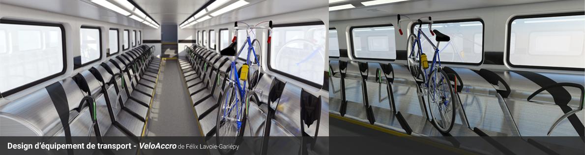 Bannière #8 du DESS en design d'équipement de transport